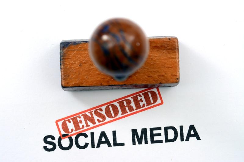 Social Media Platforms Should Not Be Sheriffs for Government Control • dreamstime s 173715585