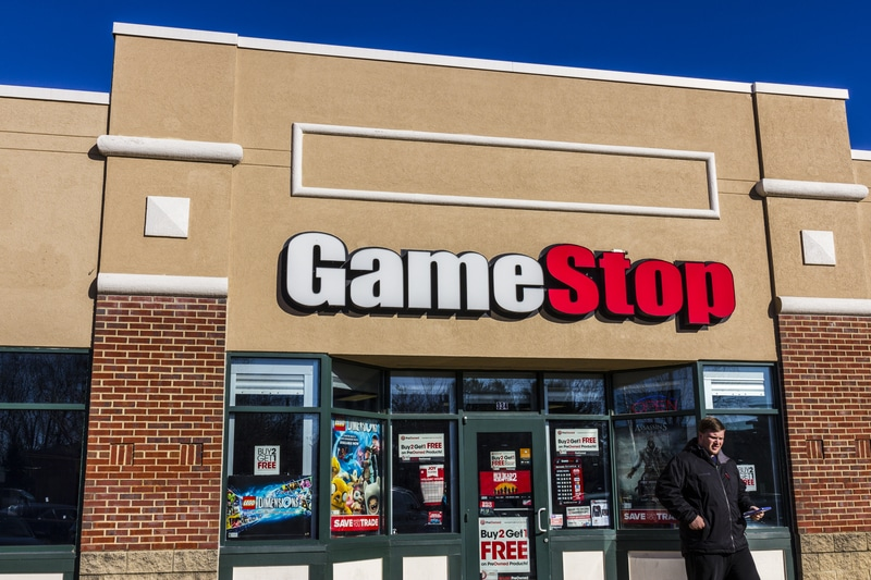 Gamestop Market Mayhem and the Sickness of the Economy • dreamstime s 83303306