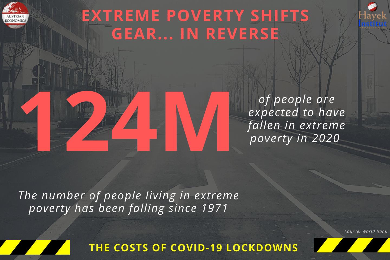 Extreme Poverty Shifts Gear... in Reverse • Lockdown EN 3