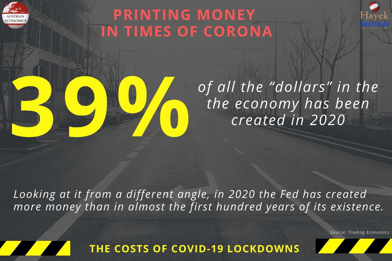 Printing Money in Times of Corona • Lockdown EN 1 1